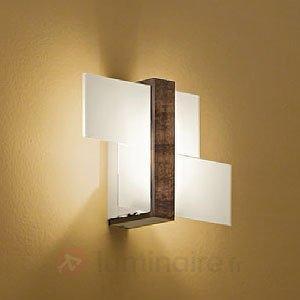 Applique en bois Triad 35 cm - Toutes les appliques