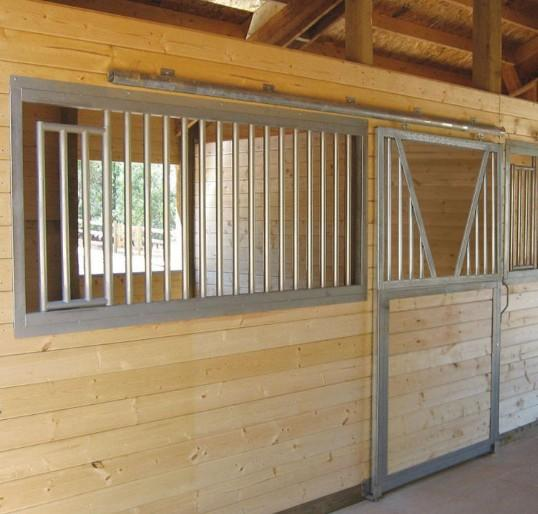 Horse Stall  - European Style Horse Stall/Stable