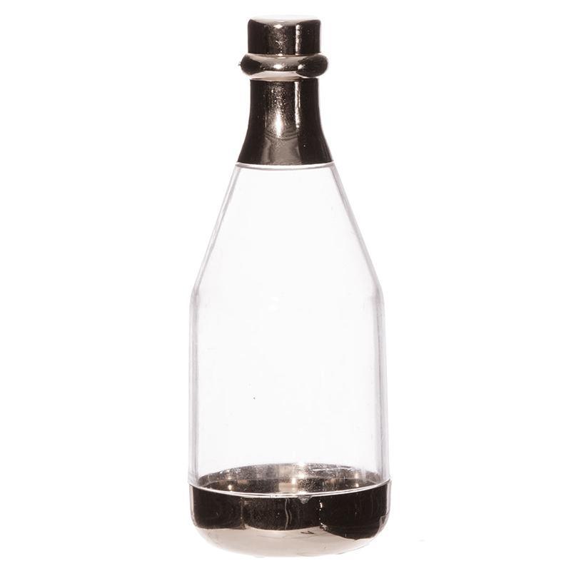 Champaign Bottle small - Champaign bottle in plastic celebration gift