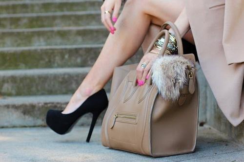 Leder Taschen Damen & Herrn