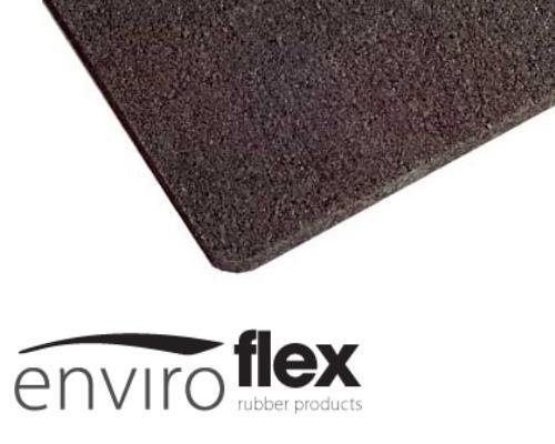 Regupol ondervloeren - Rubbergranulaat voor diverse vloeren