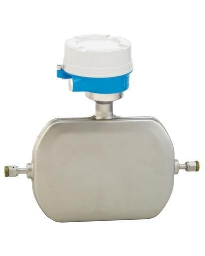 Proline Promass A 500  Coriolis flowmeter - Accurate single-tube flowmeter for lowest flow rates