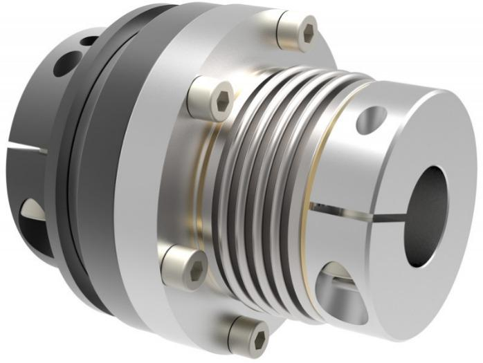 Safety coupling SKB-KP - Safety coupling SKB-KP for direct drives