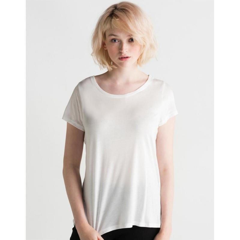 "Tee-shirt femme ""Black Label"" Tencel® - Manches courtes"