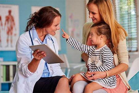 Paediatric service -