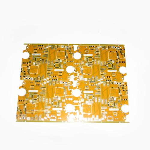 Grease circuit board