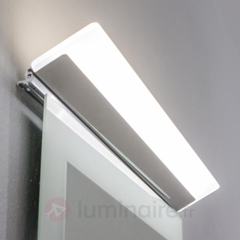 Applique pour miroir LED Katherine S2, IP44 - Salle de bains et miroirs