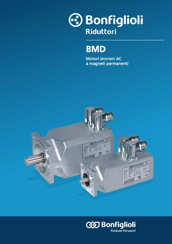 Servomotori e Brushless - Motori e pompe