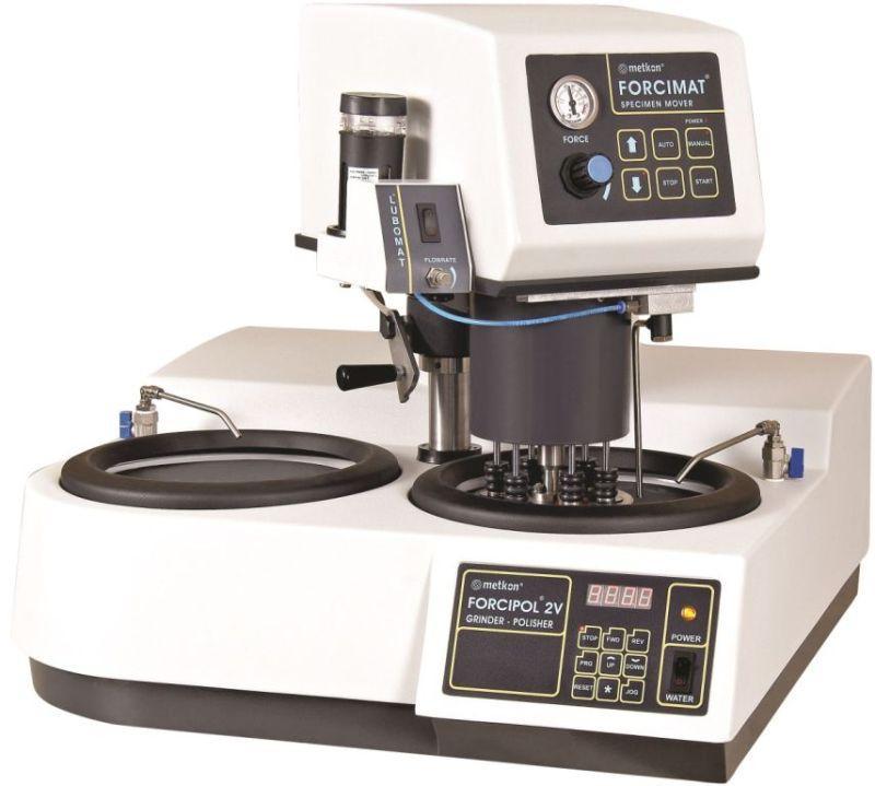 FORCIPOL 1V Schleifmaschine Poliermaschine