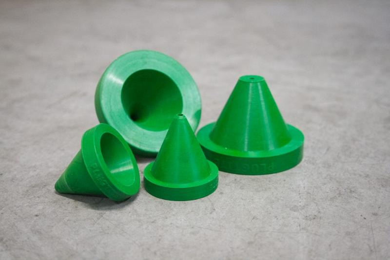 Plugtite rubber nozzle adaptors - A range of adaptors for use with air-guns