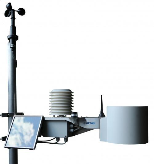 Estação meteorológica iMETOS - Monitorização agrometeorológica