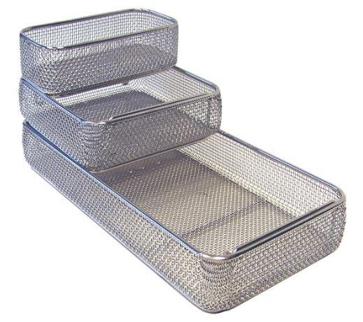 Sterilization Wire Baskets - Wire Sterilization Trays
