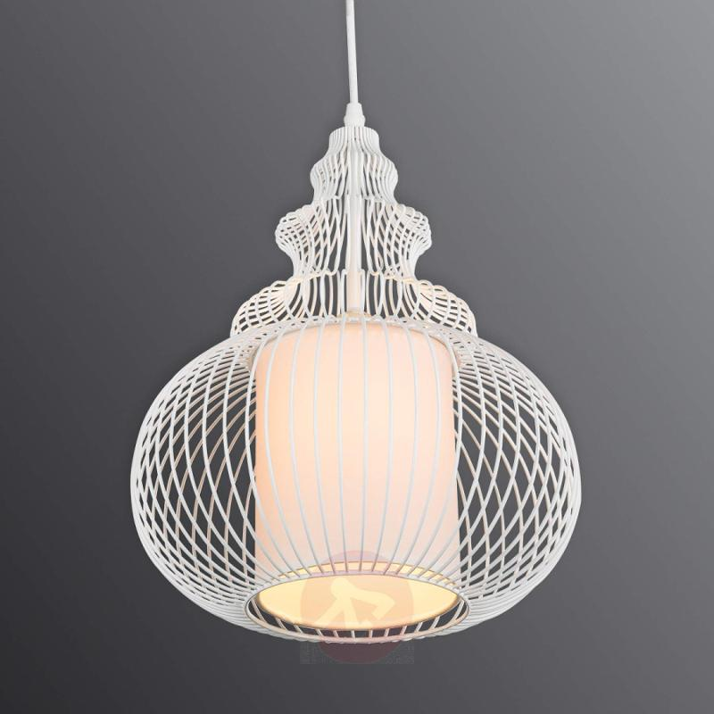 hanging indoor lights in white hanging lamp robika indoorlighting robika indoorlighting lightscouk germany