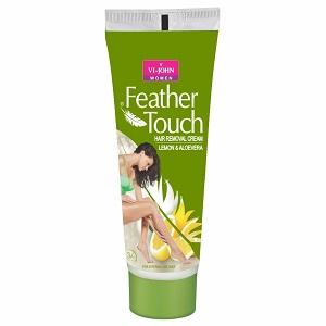Hair Removal Cream - Feather Touch - Hair Removal Cream - Normal, Dry & Sensitive