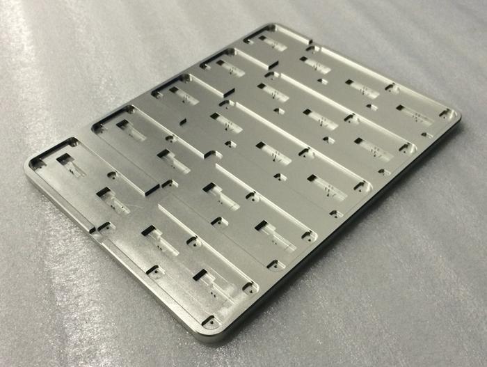 Precise machining Aluminum jig & Fixture - null