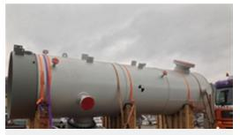 fuel gas scrubber - Pressure Vessels