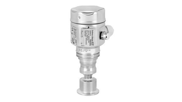 mesure pression - pression absolue relative cerabar M PMP55