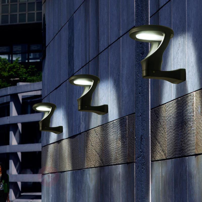 Applique d'extérieur LED moderne Sunny - Appliques d'extérieur LED