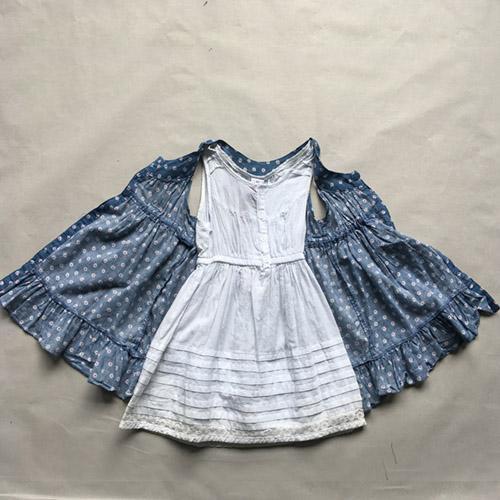 Girls' dress  children's clothes -
