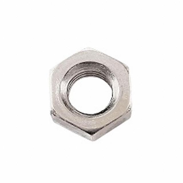 """HEX NUT 3/8"""" STEEL 10-32 - Keystone Electronics 4705"""