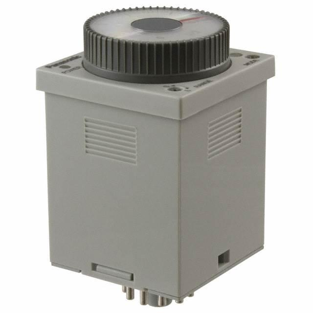 TIMER RELAY ANLG 100-240V 11PIN - Panasonic Industrial Automation Sales PM4HA-H-AC240V