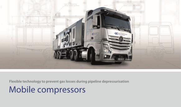 Mobile compressors -