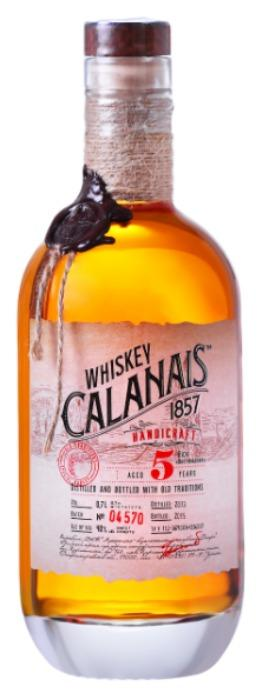"Whiskey TM ""CALANAIS"" - Whiskey TM ""CALANAIS"", 5 years aged"