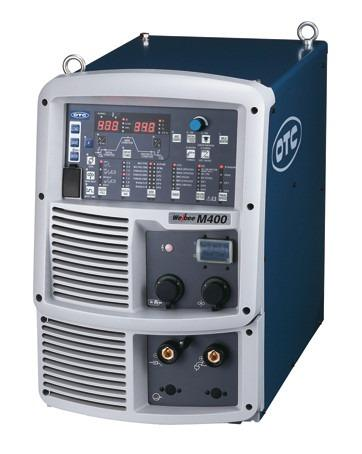Arc welder - M400 - Welbee M400: Entrance into the Inverter Class on the highest level