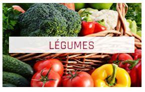 LÉGUMES - CONGELÉS & SURGELÉS