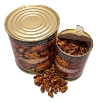 Caramelized Walnuts - Sugar Roasted Walnuts
