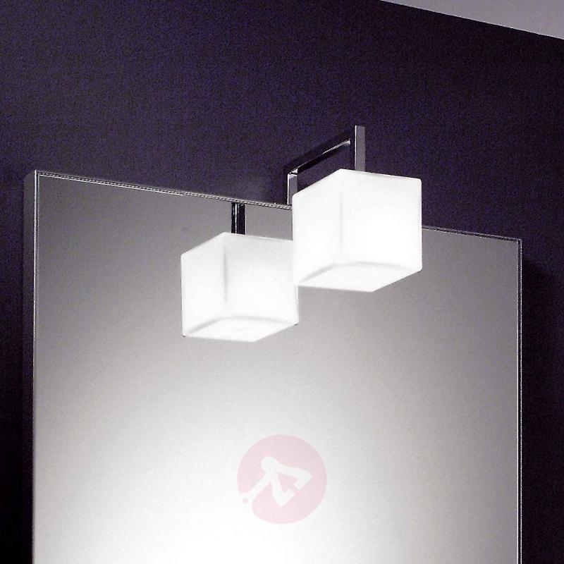 One designer surface-mounted mirror light - Wall Lights