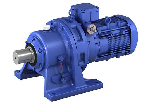Cyclo® Getriebemotor mit Drehmomentbegrenzer - Getriebemotoren