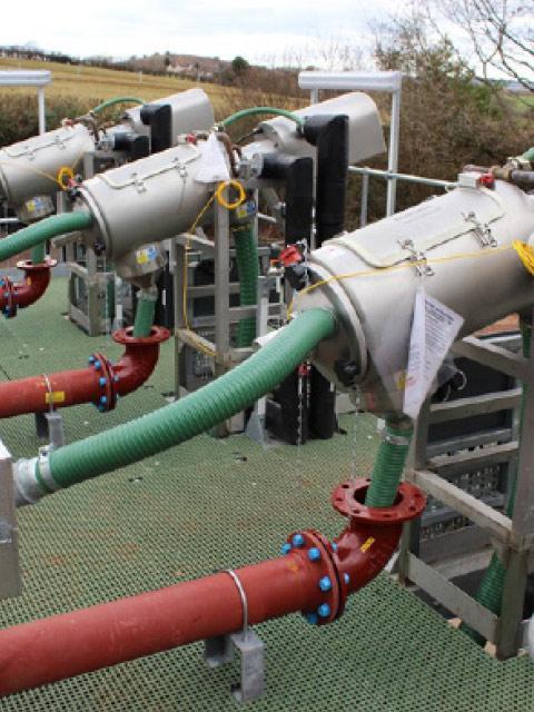Liquid Solid Separator - Liquid Solid Separation