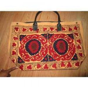 Hand Embroidery Bag -