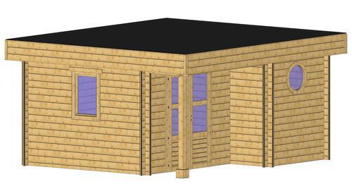 CONSTRUCTION EN BOIS - Gamme DESIGN +