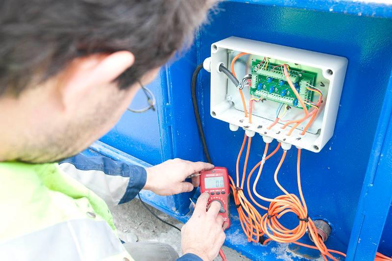Intervention et réparation matériel de pesage - null