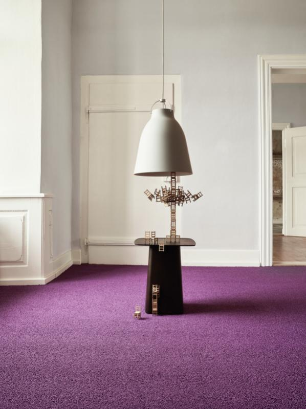 Accor 1000 - Wall-to-wall Carpet - Classical design, versatile and convincing in any room setting.
