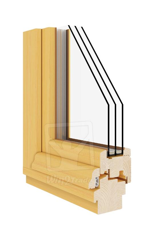 Classic Soft-line (Fenster Holz 68|78|92) - null