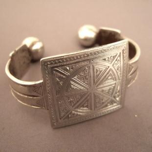 Bracelets - Argent, Mauritanie