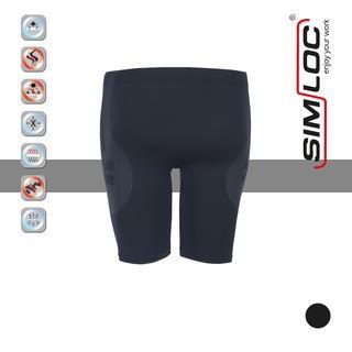 1-02-06 SIMLOC SILVER_LINE Lange Shorts - null