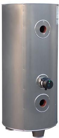 Réservoirs tampon pour eau glacée  - série TAMFROID
