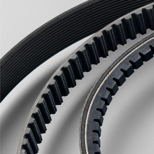 Power Transmission - Belts and belts for conveyor systems!