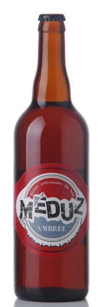 Biere Meduz Ambrée 75cl - Boissons