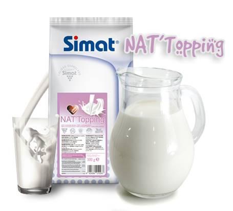 NAT'Topping - Línea Salud 100% lácteo