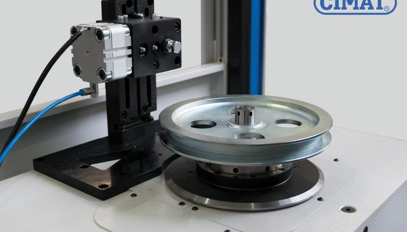 AUTOMATIC BALANCERS FOR DISC-SHAPED ROTORS - BALANCING MACHINES BY TYPE