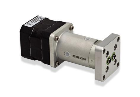 Modular pump series mzr-7241 - null