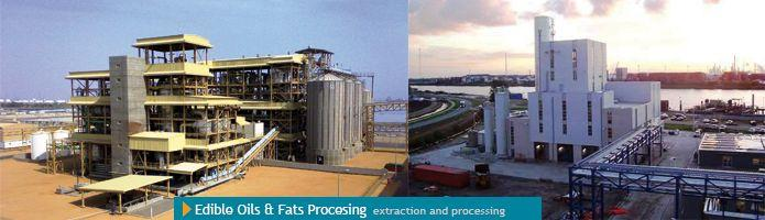 Edible Oils production & Fats Processing - null