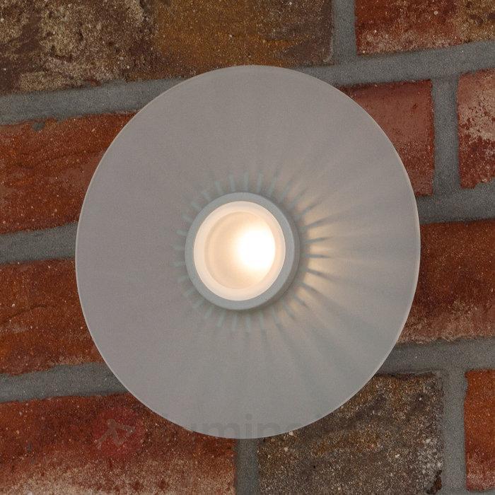 Mathis applique d'extérieur LED, éclairage à effet - Appliques d'extérieur LED