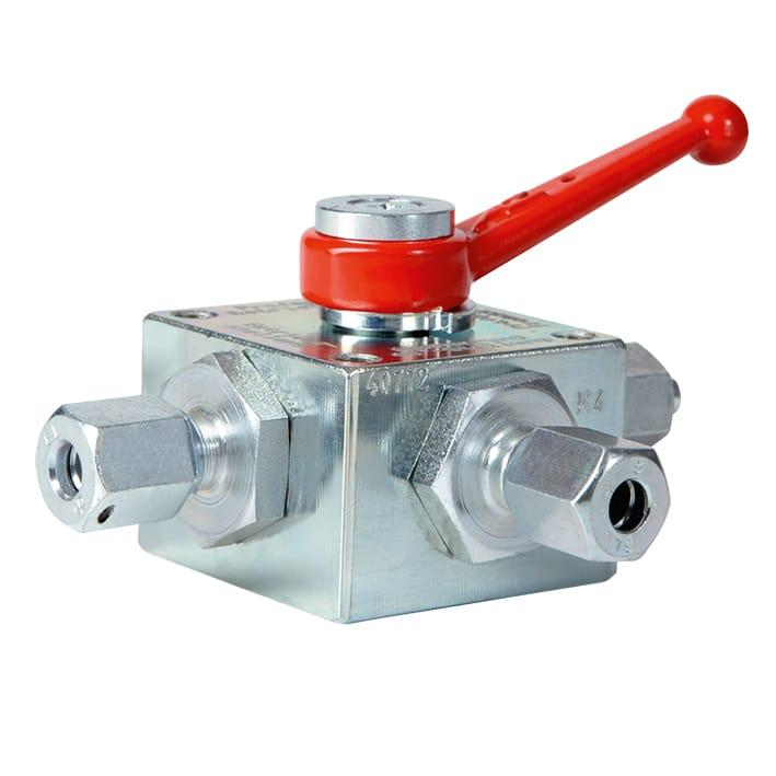 Ball Valves - 3MT 3-way ball valve 3MT