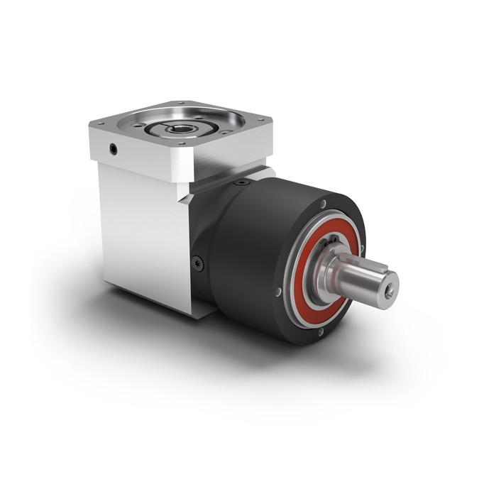 WPLPE - Right Angle Planetary Gearbox with Output Shaft - IP54